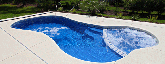 San Juan Pools - Alpine Pools - Allison Park fiberglass swimming pools